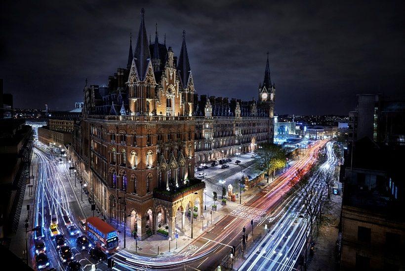 Lyxhotell London: 8 av de bästa hotell för resan