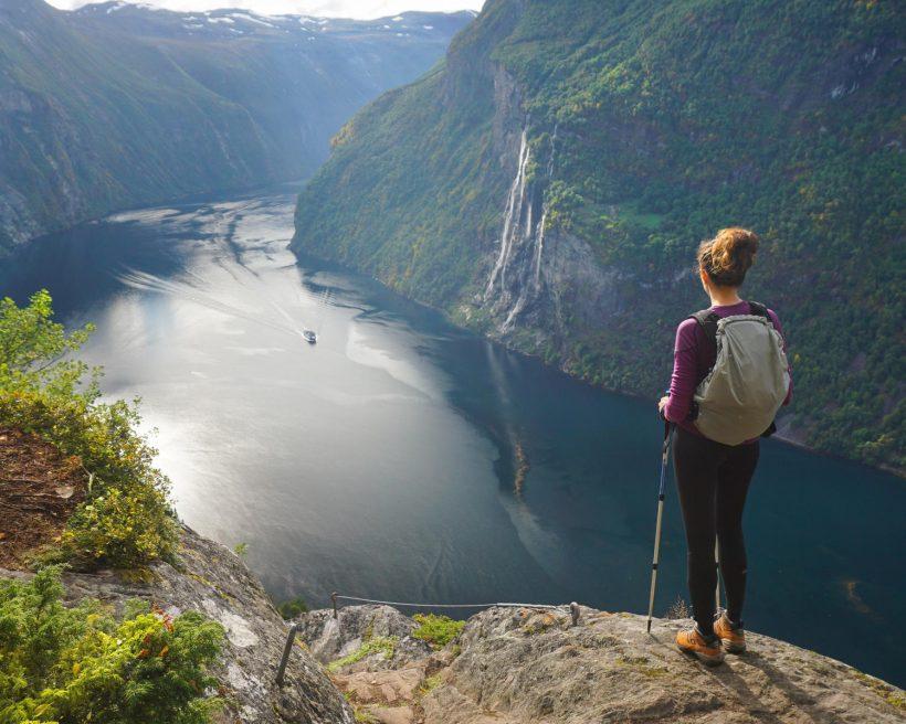 De bästa destinationerna för ensamresenärer