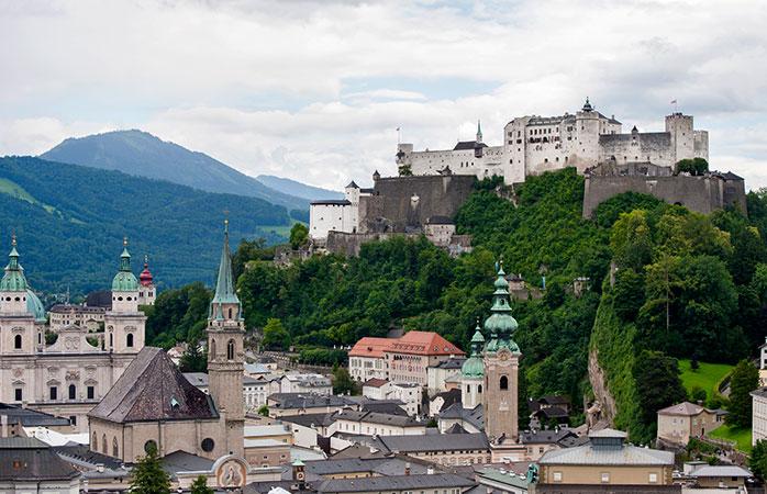 romantisk weekend i österrike