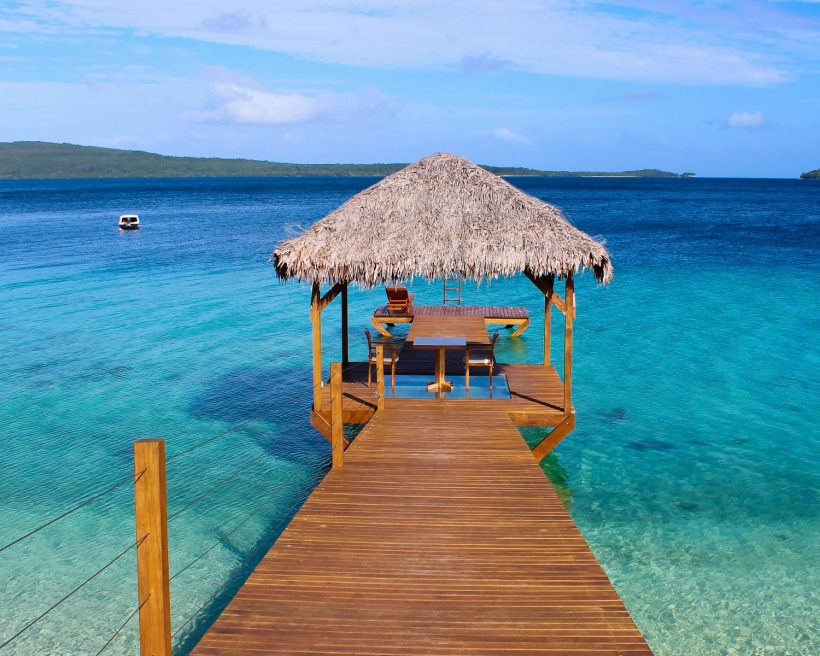 De bästa öarna i Söderhavet
