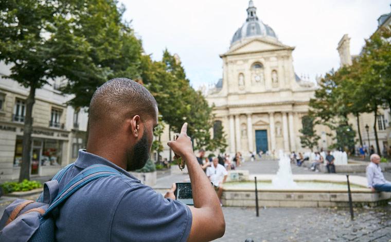 Vanliga människor: Paris som en lokalbo