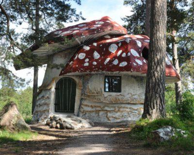 12 annorlunda hotell att uppleva i Sverige