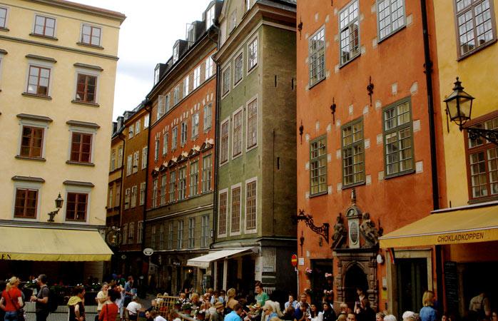 Tillbringa en eller flera dagar i Gamla Stan, Stockholms mest älskade historiska stadsdel