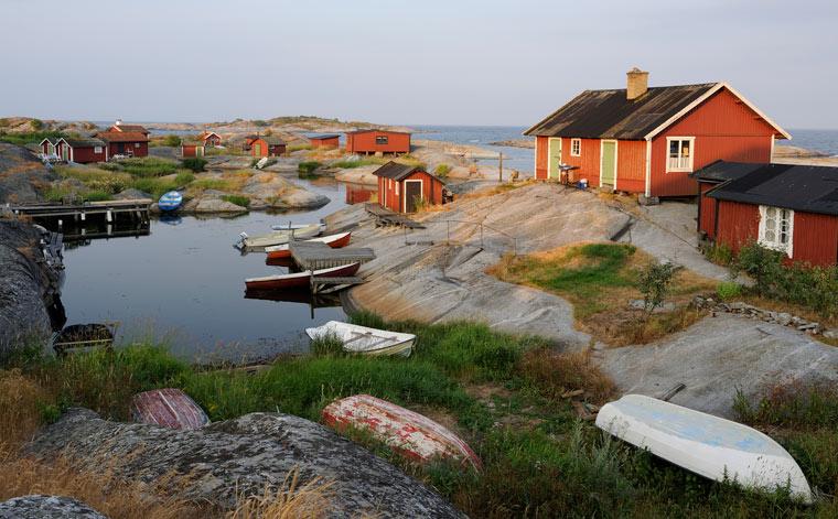 Från kust till kust: En tio-dagars roadtrip genom Sverige med sevärdheter
