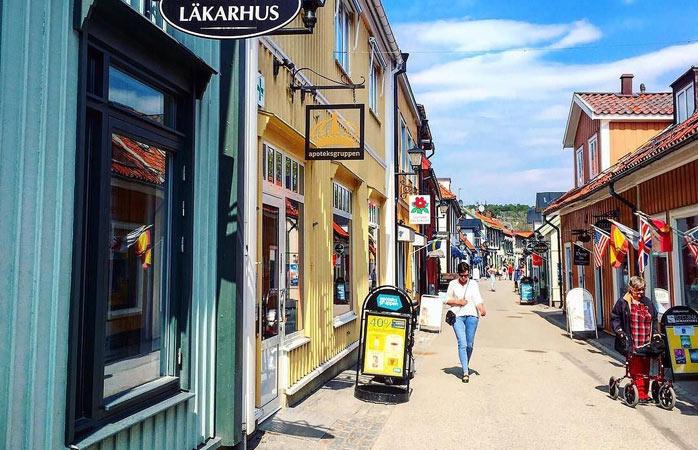 Sverige har en imponerande mängd vackra gamla städer och denna gång är vi i Sigtuna