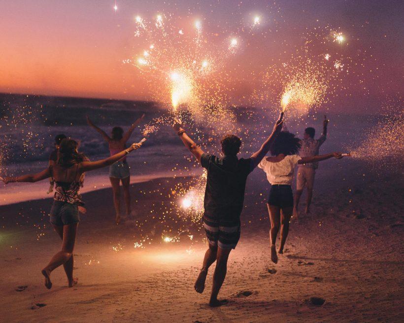 Världens10 bästa partystränder
