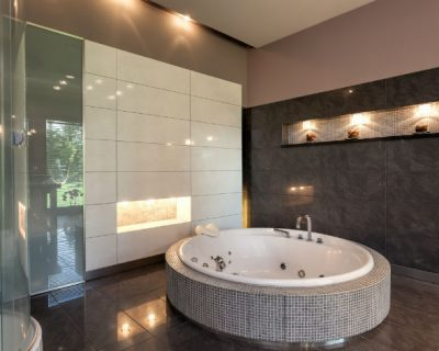 8 hotell med jacuzzi på rummet i Sverige