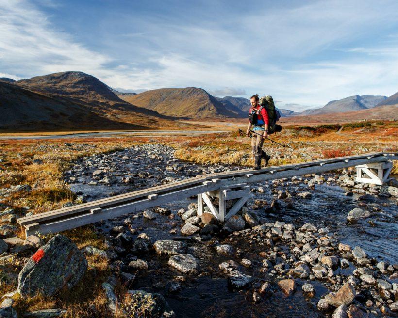10 vackra platser för vandringsresor i Europa