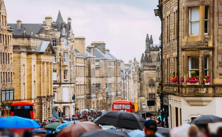 Första besöket i Edinburgh: saker att se och göra!