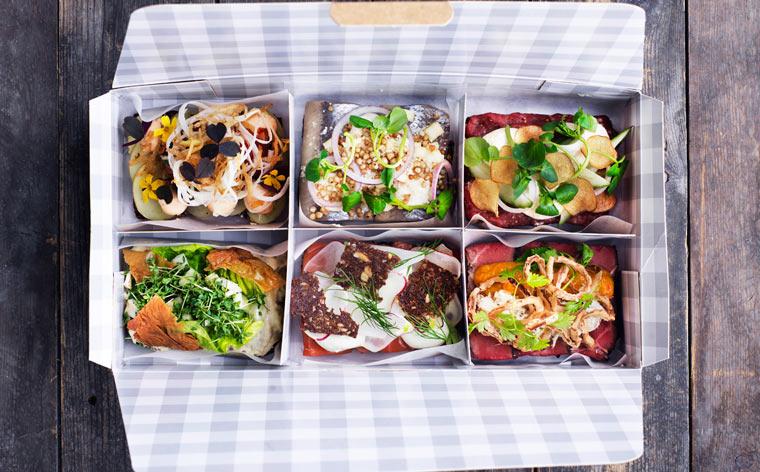vegetarisk mat köpenhamn