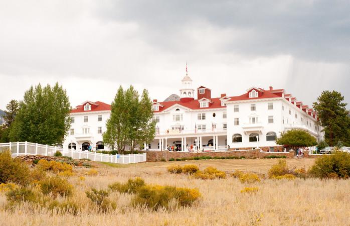 Stanley Hotel ryktas ha några riktigt bråkiga spöken som gäster