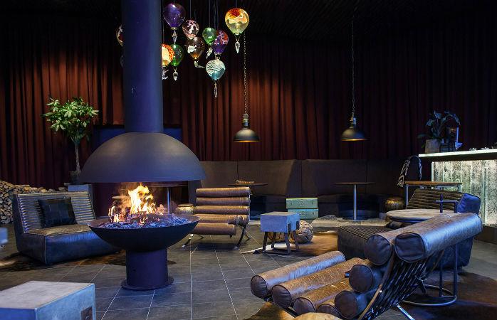 Lyxhotell Sverige: Kosta Boda Art