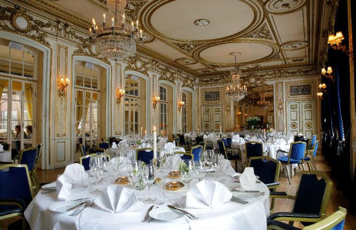 Lyxhotell i Sverige: Grand Hotel Saltsjöbaden i Stockholm