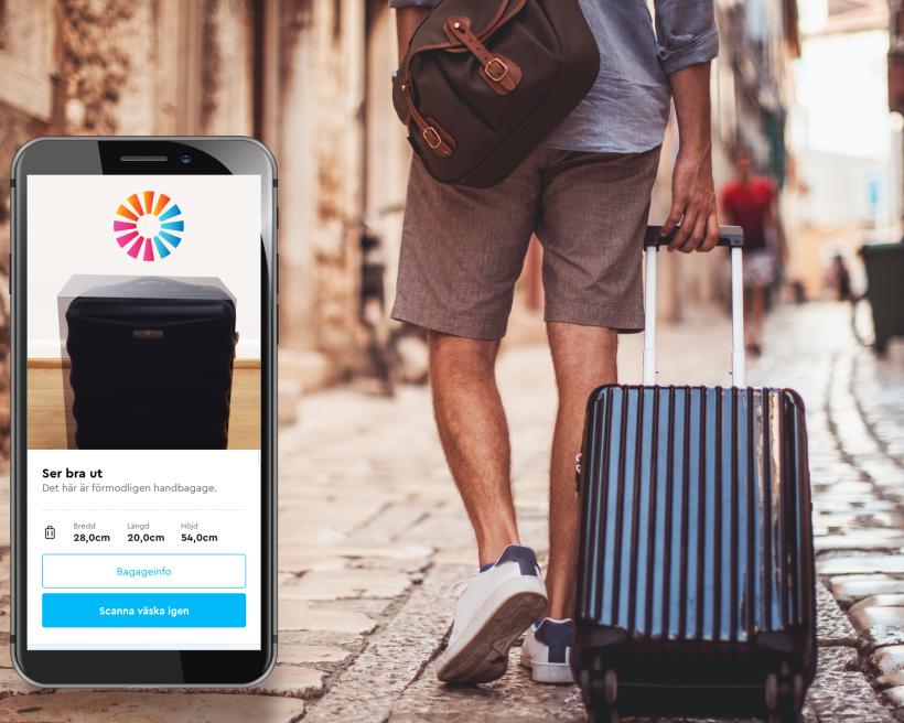Undvik bagagestress med hjälp av momondos Carry-On Checker