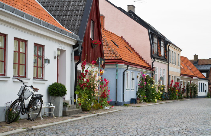 Semester i Ystad
