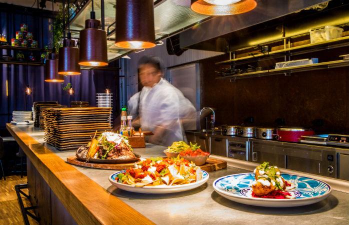 Eatery Mexikanskt restaurang