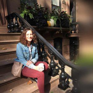 Författarens miniatyrbild (Olivia Burchea)