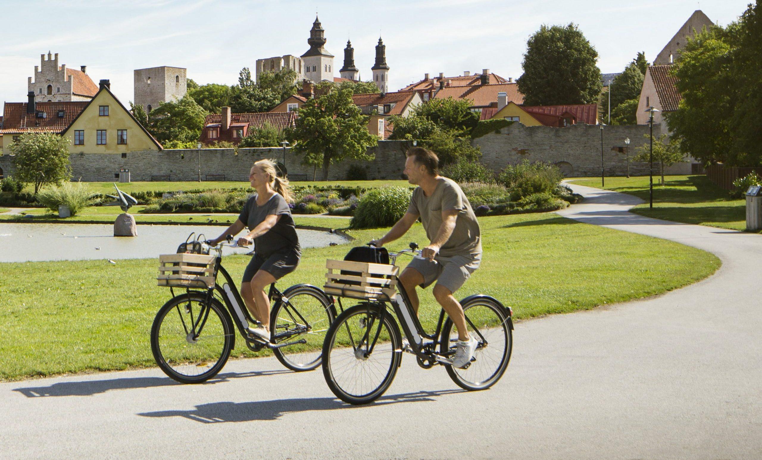 Visby – medeltidsstaden på magiska Gotland