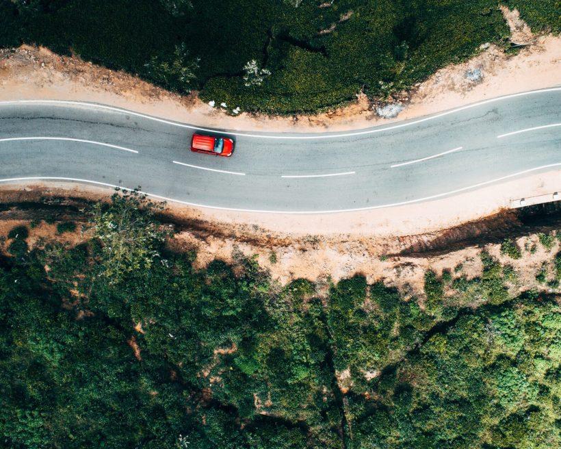 Index för roadtrips
