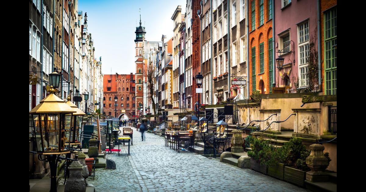 flyg från stockholm till gdansk