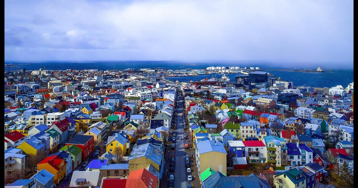 flyg till reykjavik från sverige
