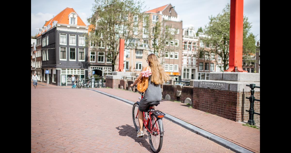 resa från stockholm till amsterdam