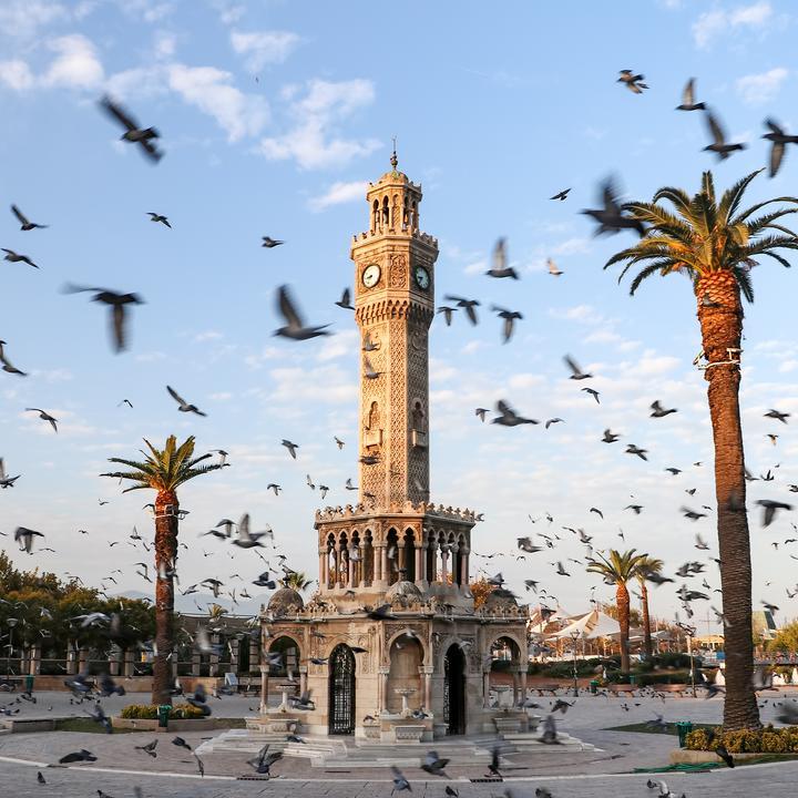 Flyg Till Izmir Från 1 888 Sek Hitta Billiga Flygresor Momondo