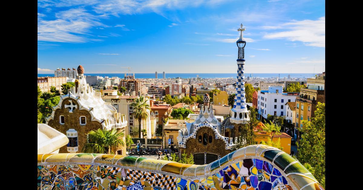 resa till barcelona i maj