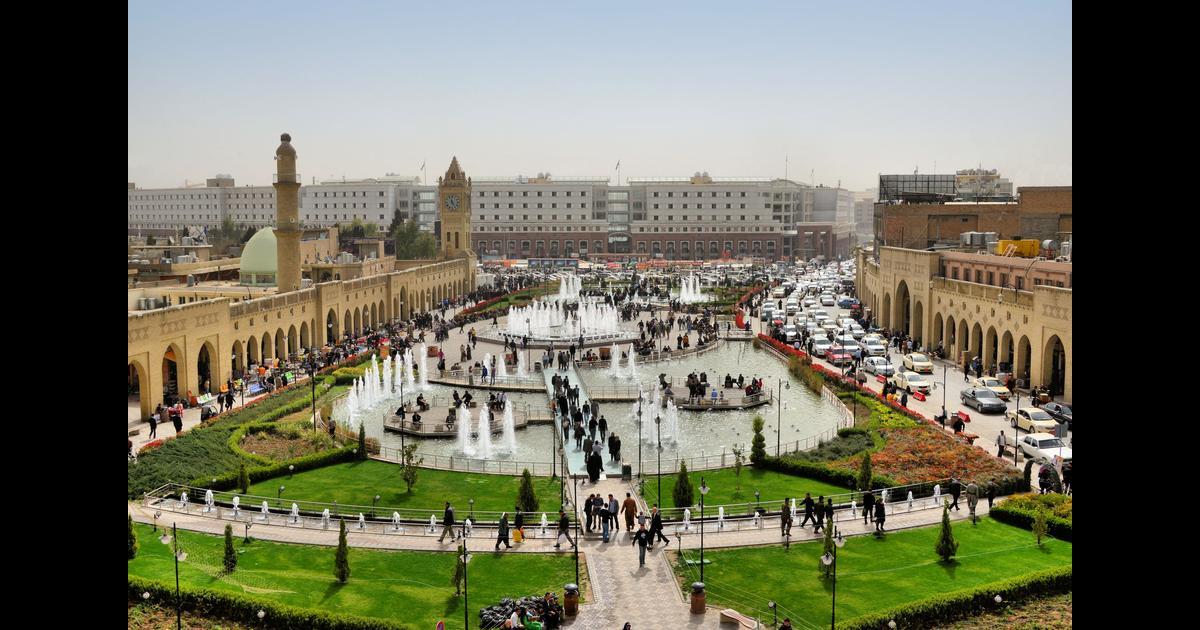 billiga resor till irak erbil