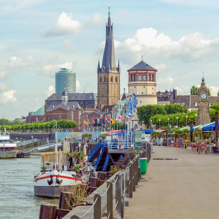 Flyg Till Düsseldorf Från 516 Sek Hitta Billiga Flygresor Momondo